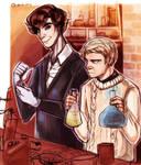 Sherlock - science time