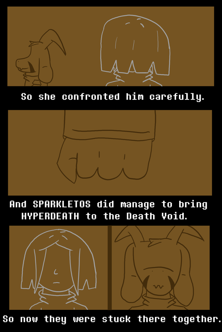 DemonTale - Chapter 2 - Page 30 by Foxy05426