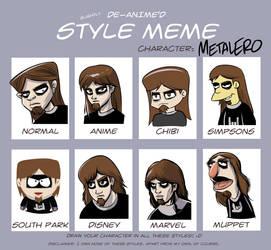 Style Memetalero