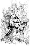 Superman Inks