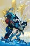 Superman 211 Cover-COLOR