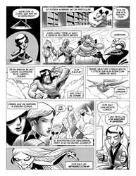 Lean Comics by Trucas