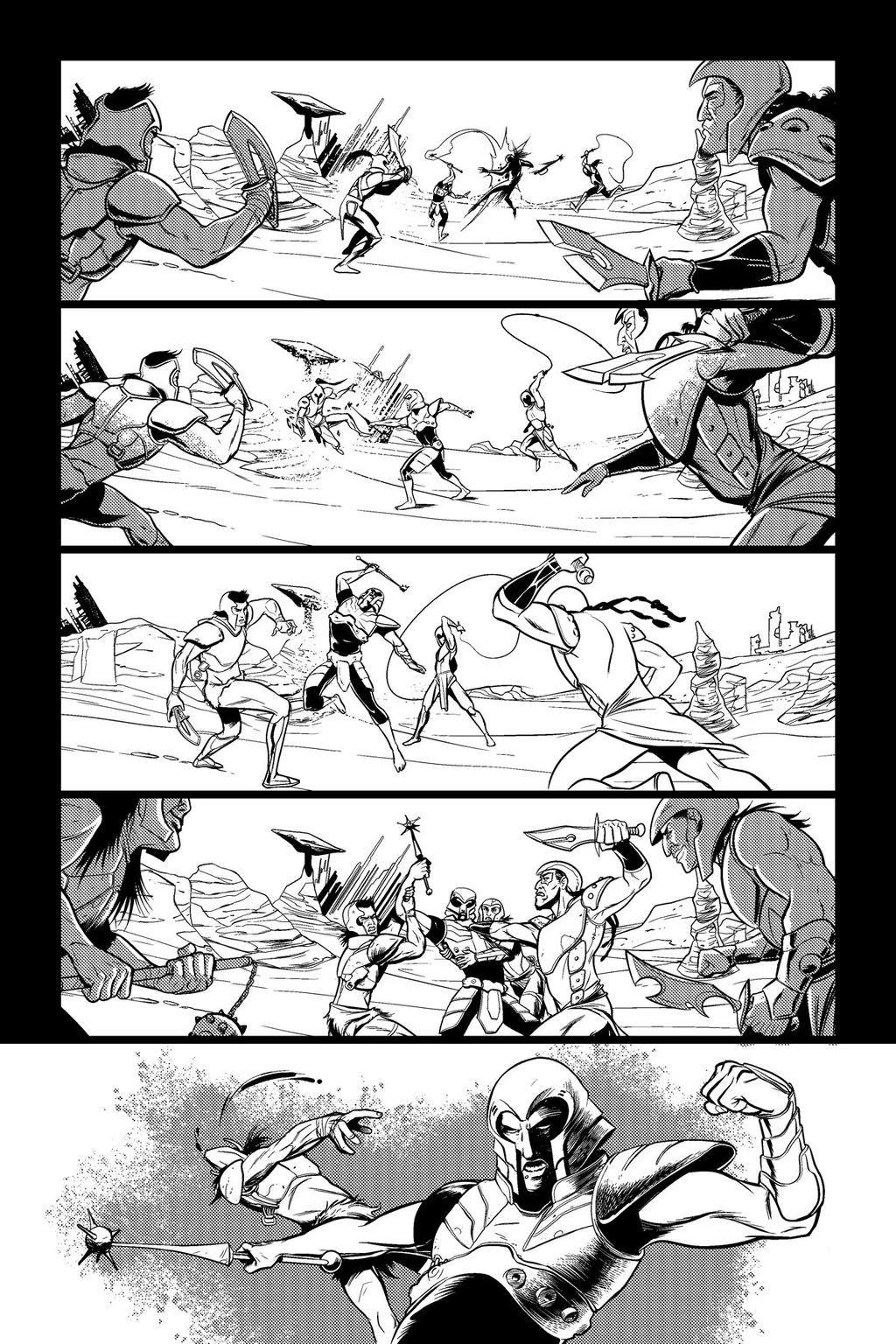 Remastered Page.