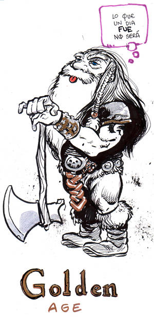 Li'l Warrior