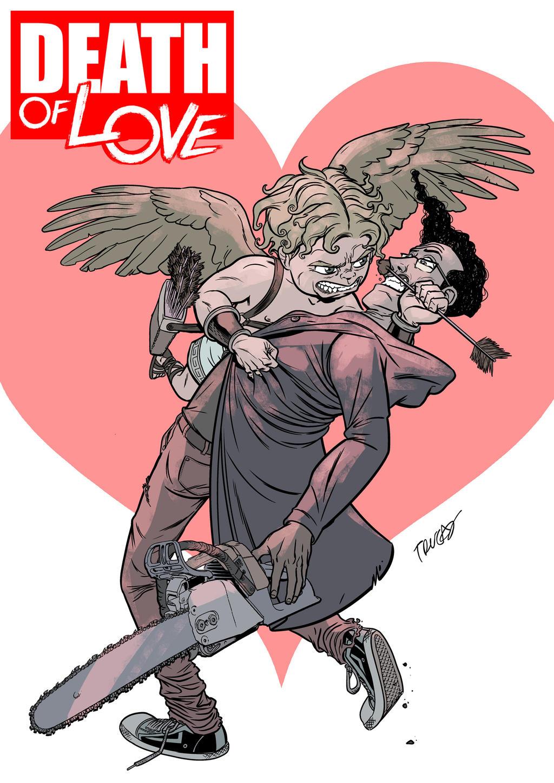 Death of Love by Trucas