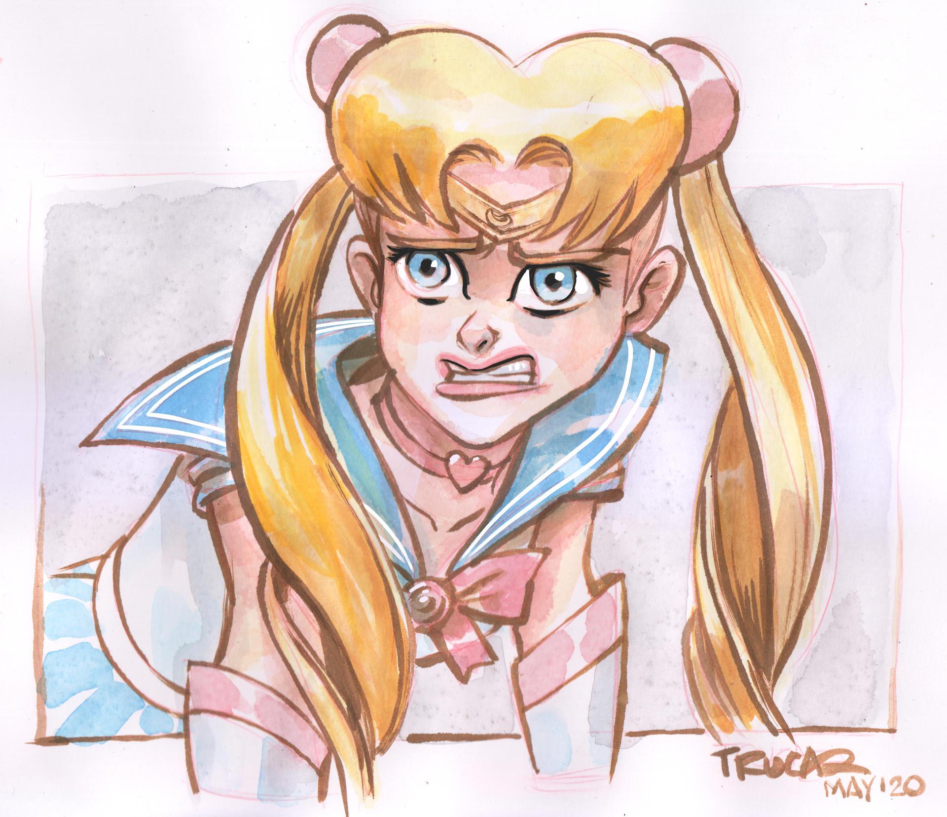 SailorMoon Challlenge