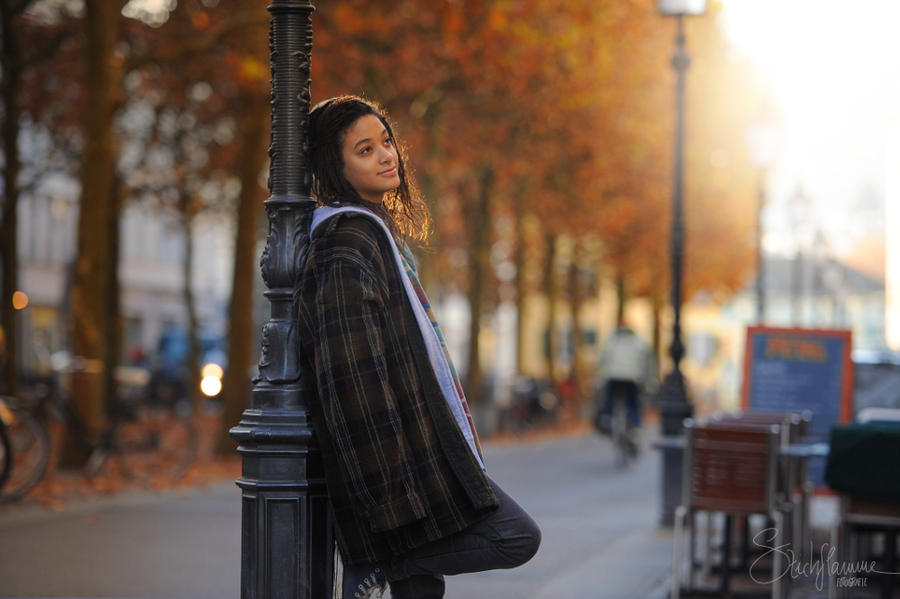 It doesn't always have to be Paris by Stichflamme