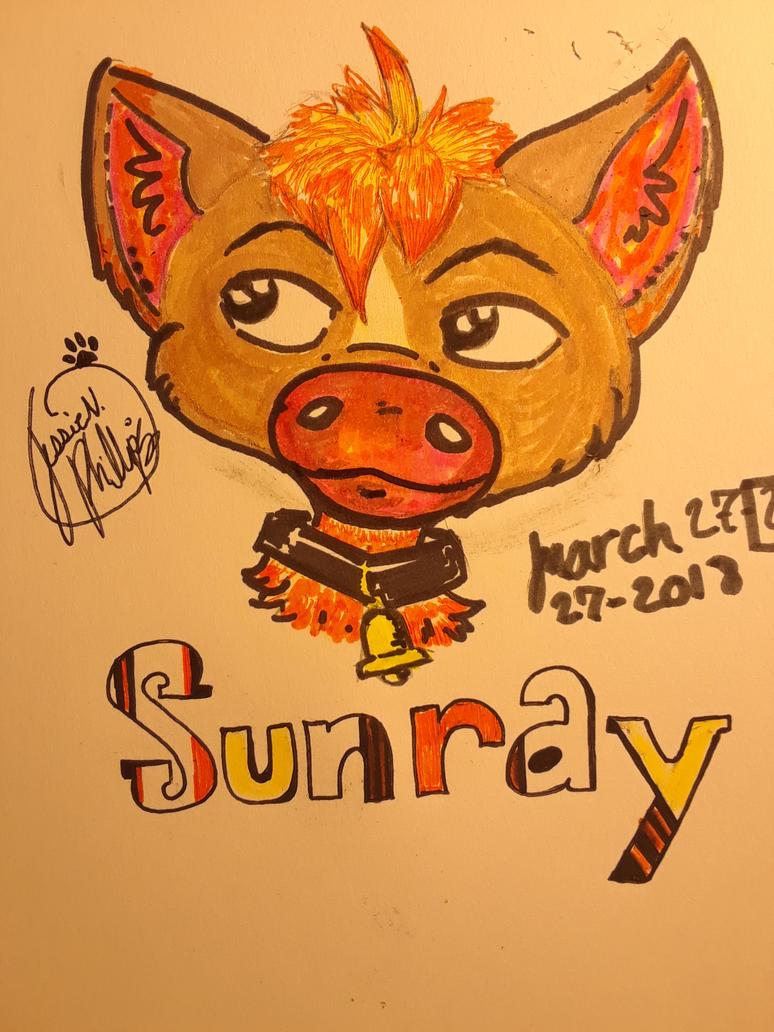 Sunray by SilverTigerSpice