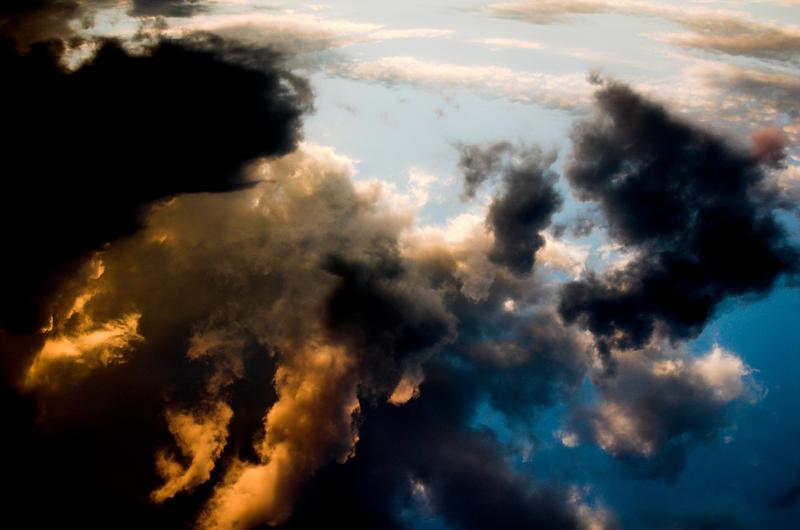Sky Ocean :bg by Araken-Starway