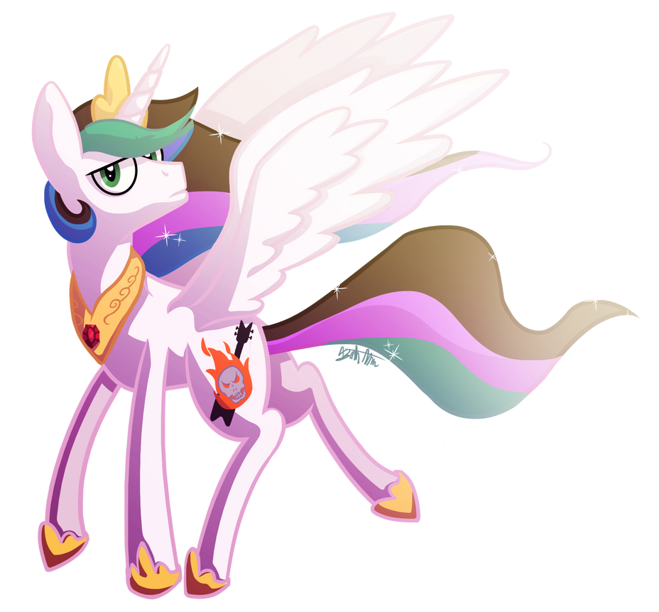 Pony Commission Complex Example by Knadow-the-Hechidna