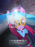 Masked Matterhorn/Cyclops (X-Men) Poster