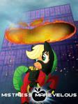 Mistress Marevelous/Batman/Wonder Woman Poster