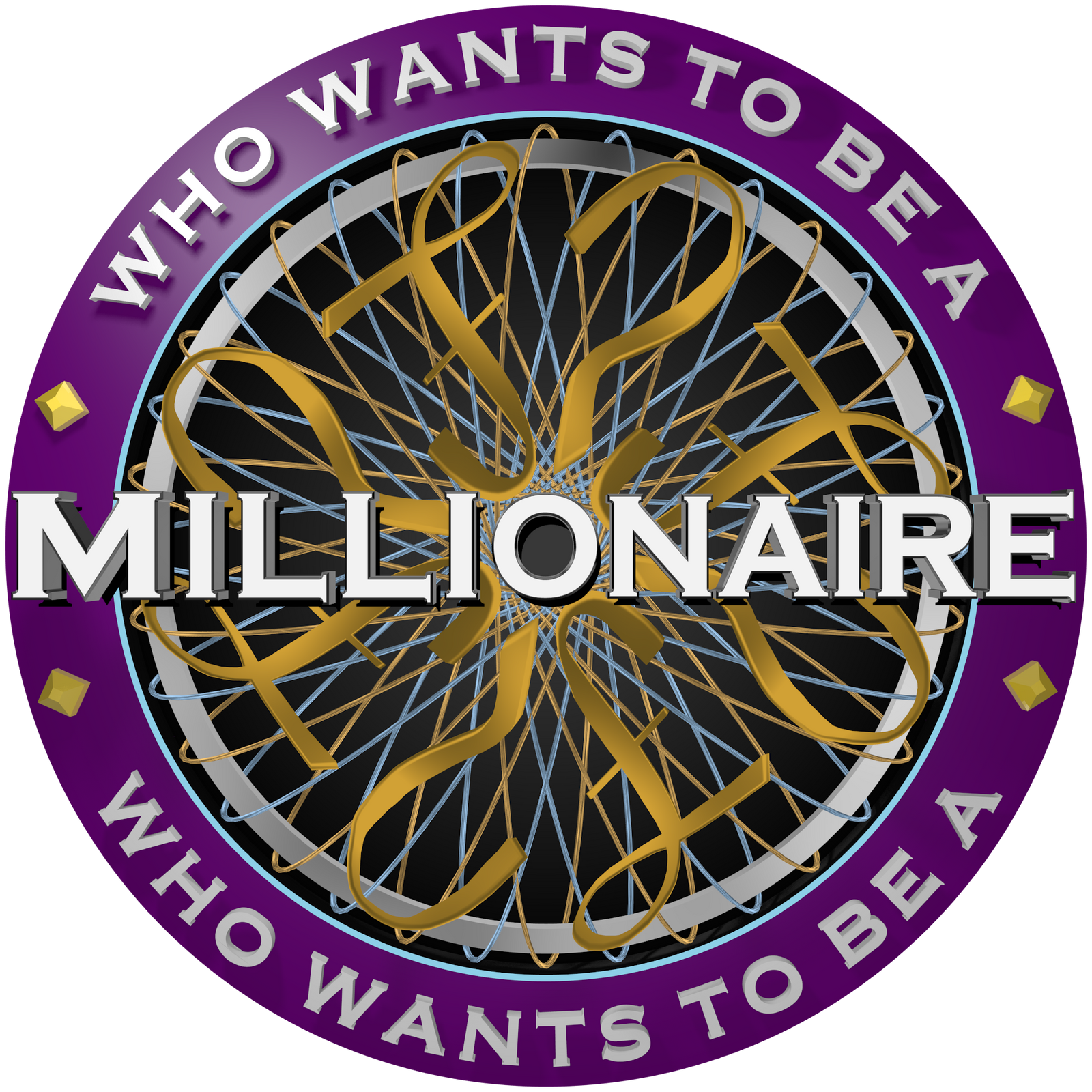 Who Wants To Be A Millionaire? UK 2018 Logo Remake By