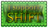 RotG: SHIFT Support Stamp by LivingAliveCreator