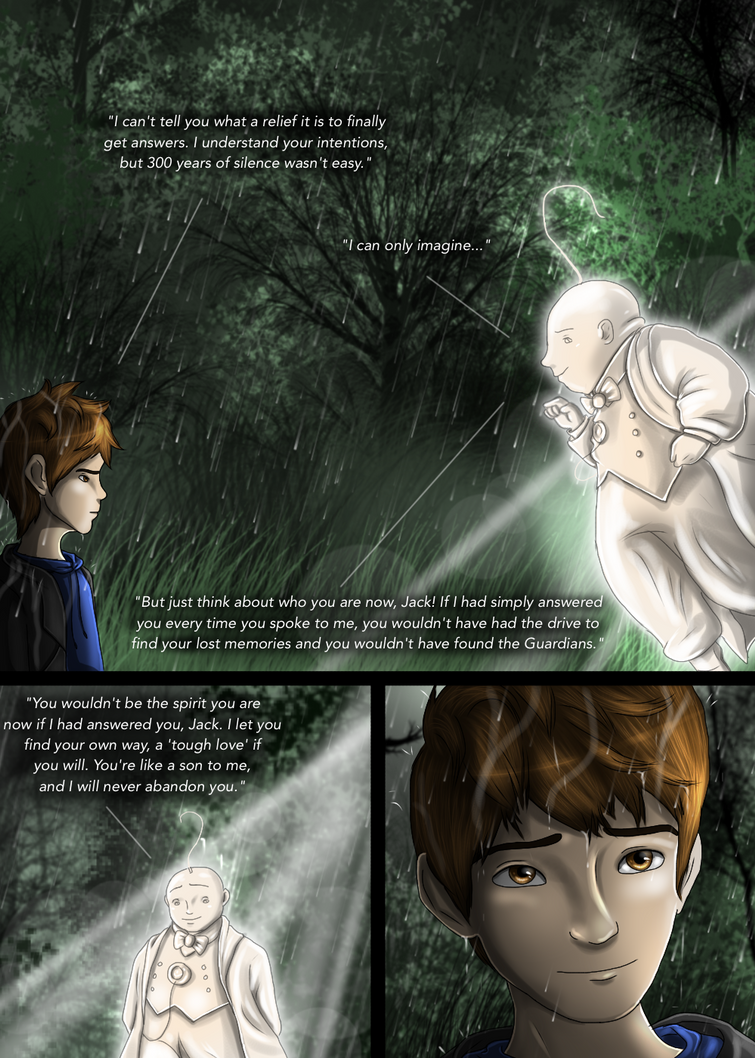 RotG: SHIFT (pg 169) by LivingAliveCreator