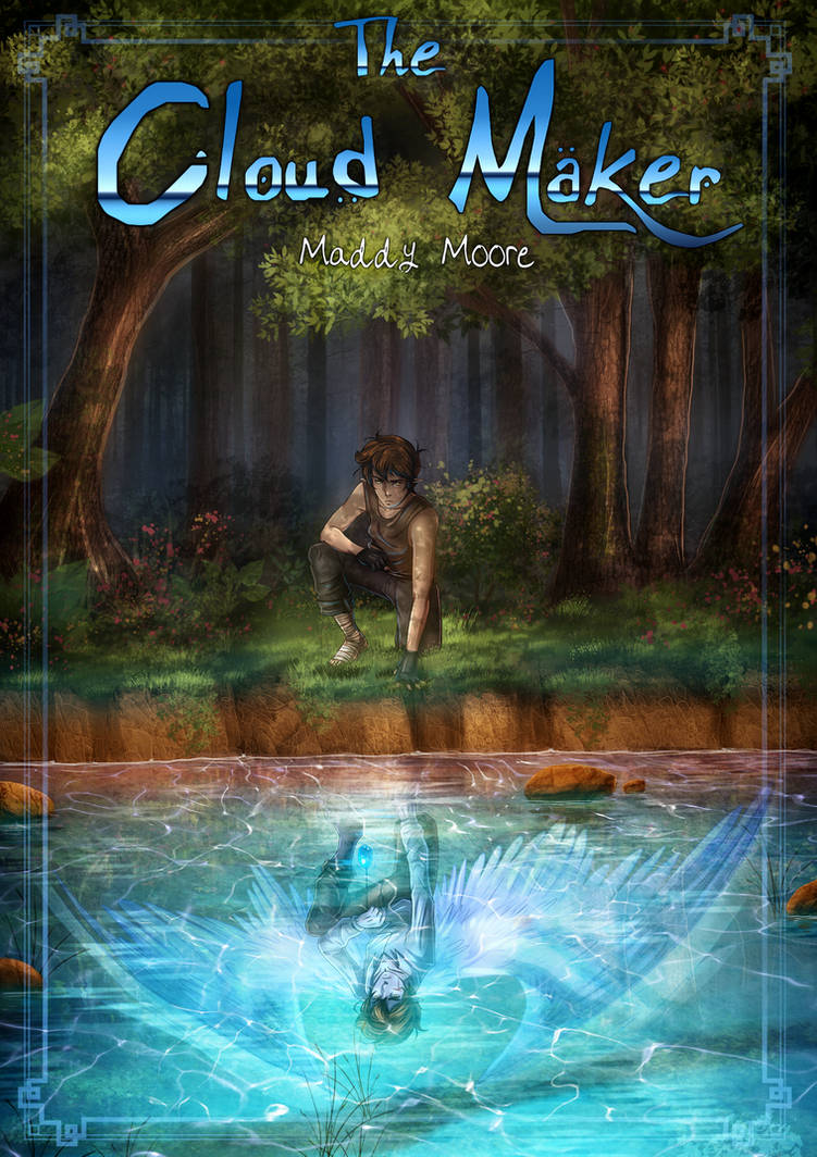 The Cloud Maker (Cover)