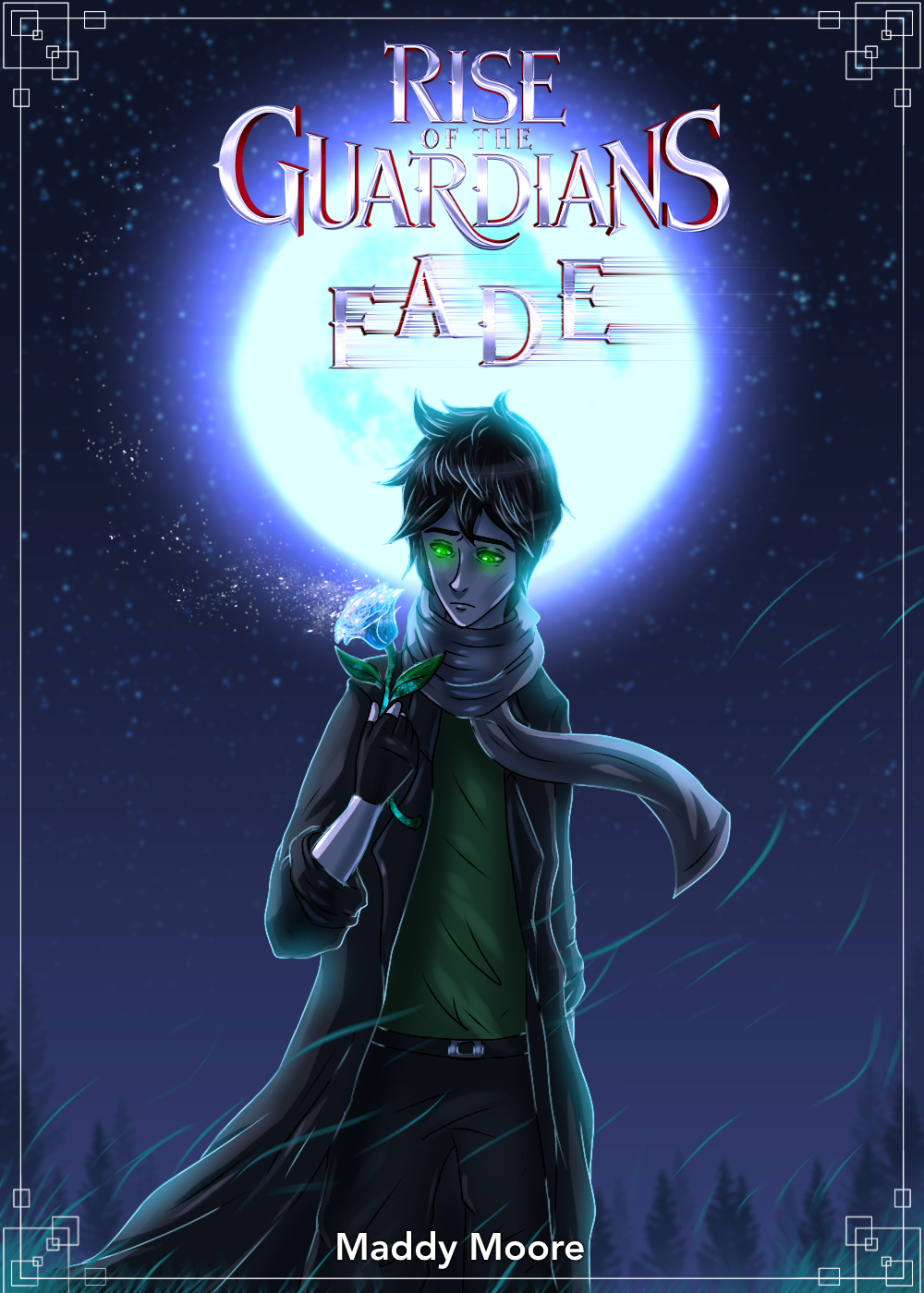 Awesome Soma Christmas #1: Rotg__fade__cover__by_livingalivecreator-d8x9f72.png
