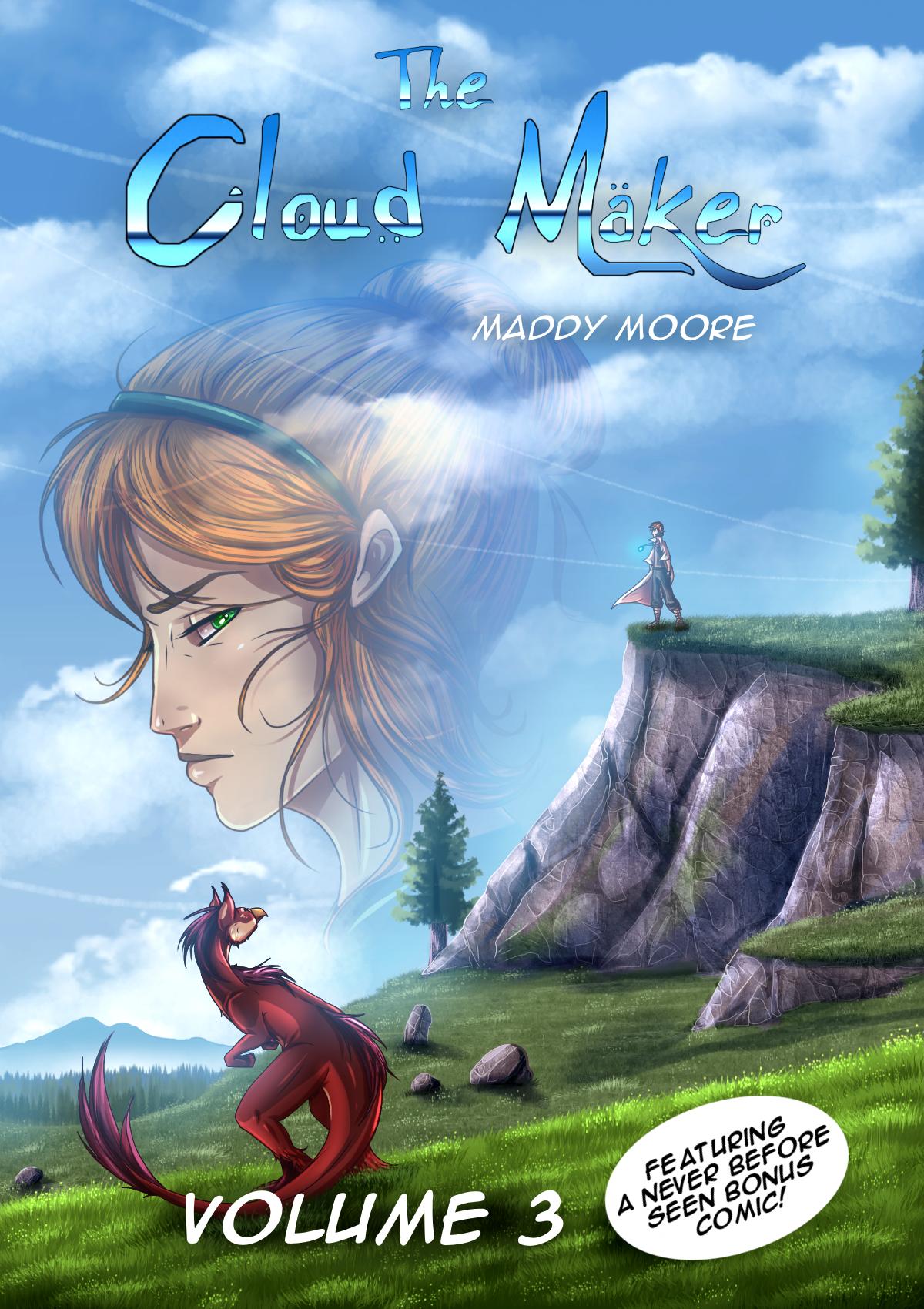 TCM: Volume 3 (BUY IT NOW!) by LivingAliveCreator