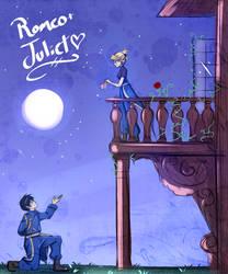 Royai (Romeo and Juliet)