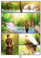 TCM 2: Volume 5 (pg 1) by LivingAliveCreator