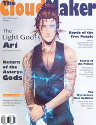 TCM Magazine: Ari by LivingAliveCreator