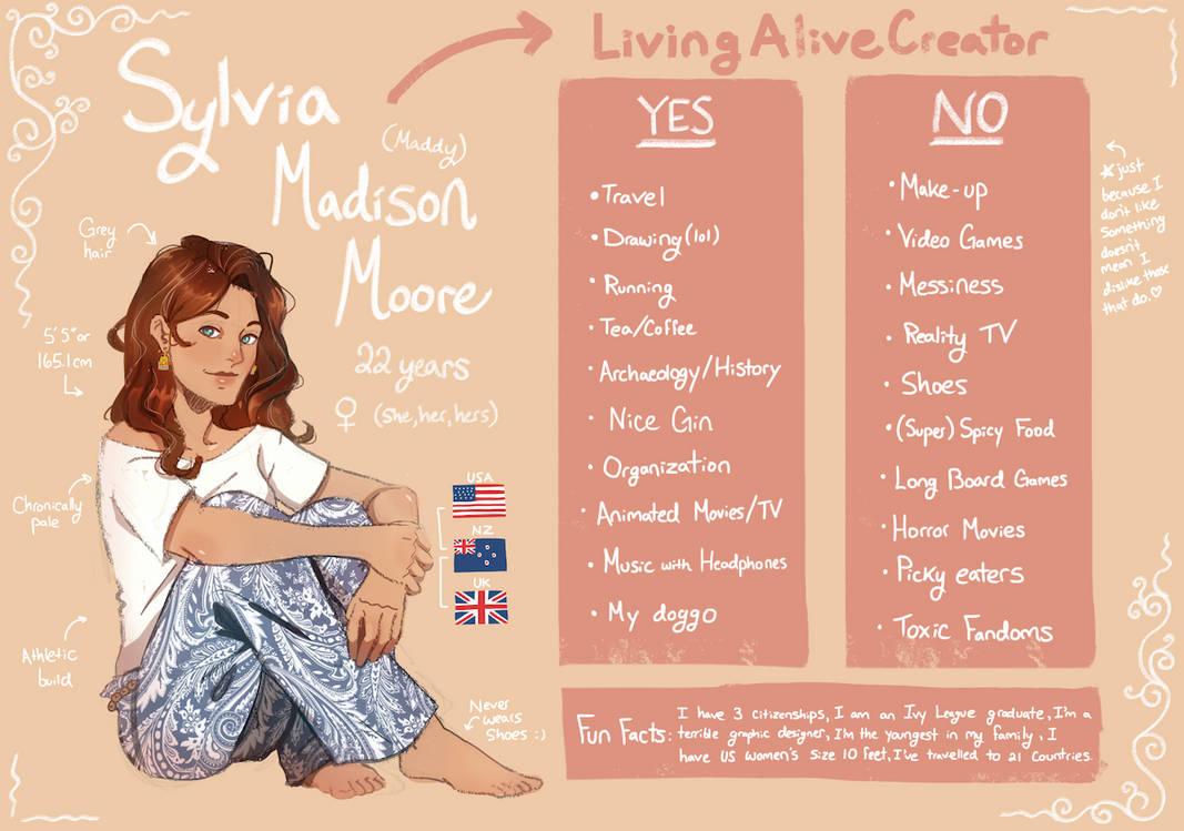 LivingAliveCreator 2020 Profile