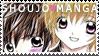 Shoujo Manga Stamp by Vanilla-myu