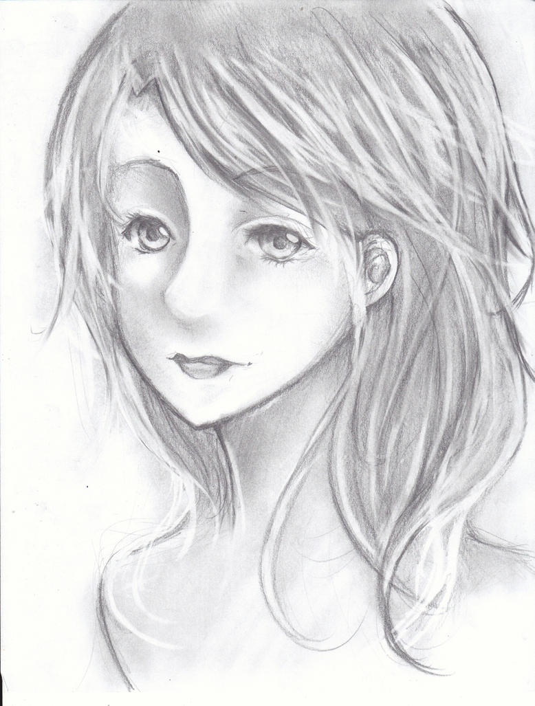 Pencil Shading. by Jenelim