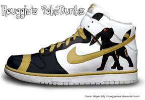 Umbreon Nike Dunks