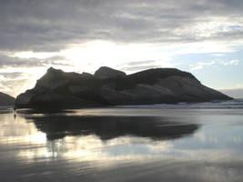 New Zealand - Wharariki Beach by Katzilla13