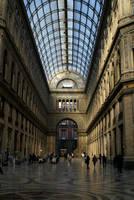 Galleria Umberto - Naples