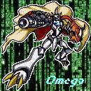 Omegamon icon by Sleipmon03
