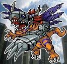 Metalgreymon icon by Sleipmon03