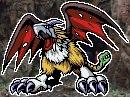 Gryphomon icon by Sleipmon03