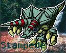 """Triceramon """"stampede"""" icon by Sleipmon03"""