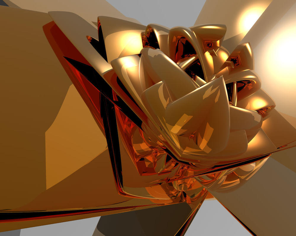 Goldniss 1 by karma4ya