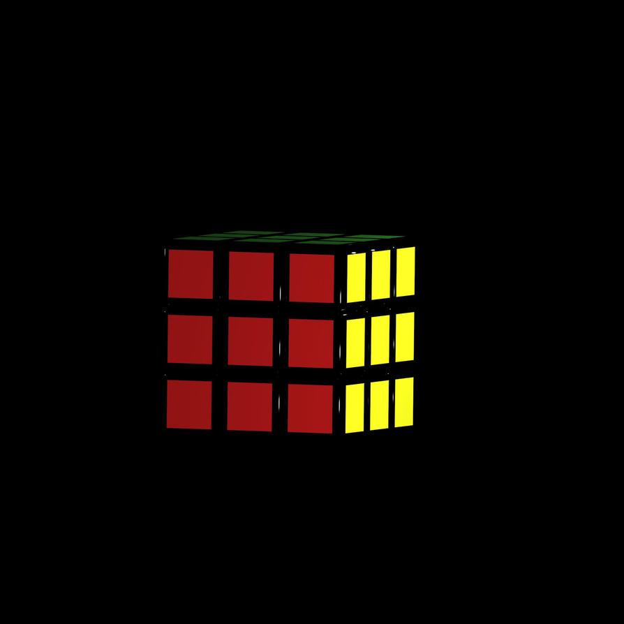 MR-R-Cube by karma4ya