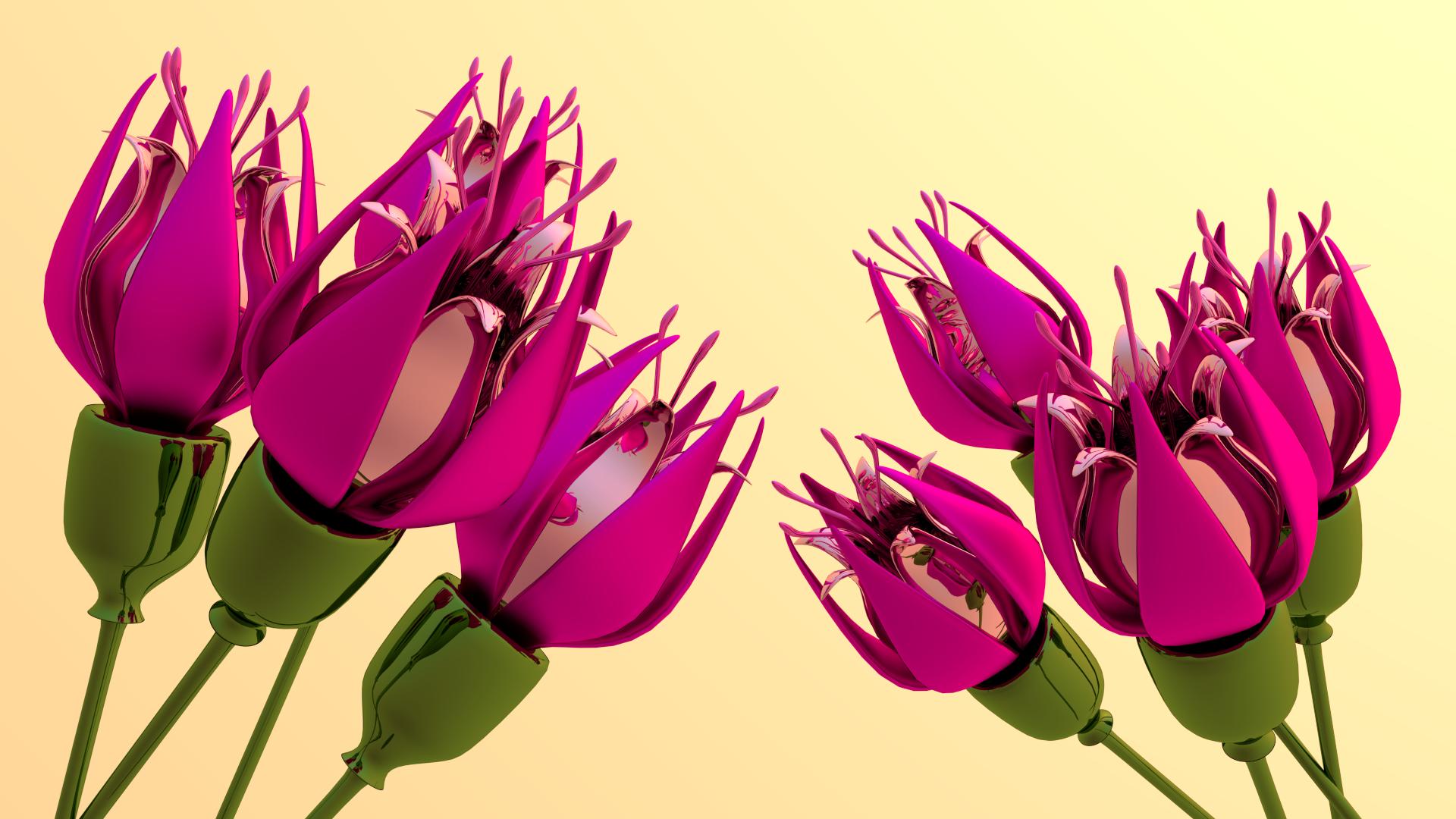 Rosesroses by karma4ya