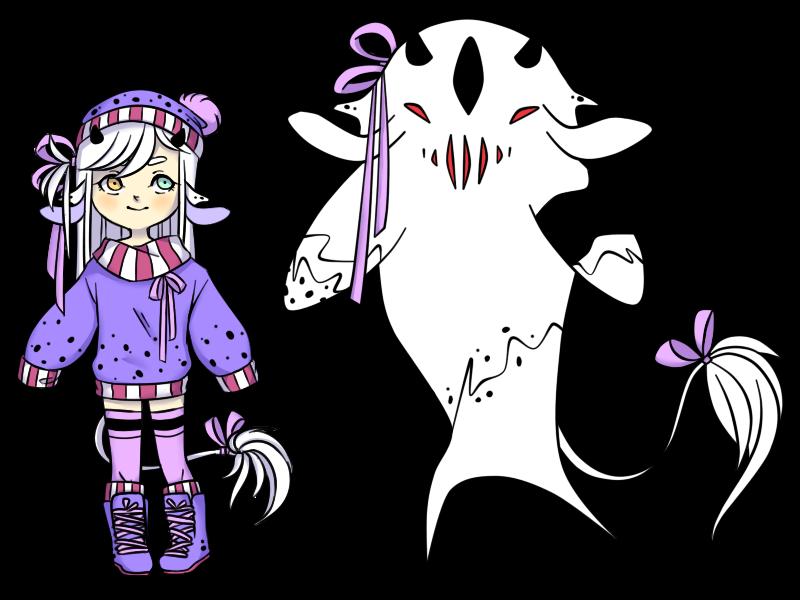 Shadowmonster by ninakietnaki