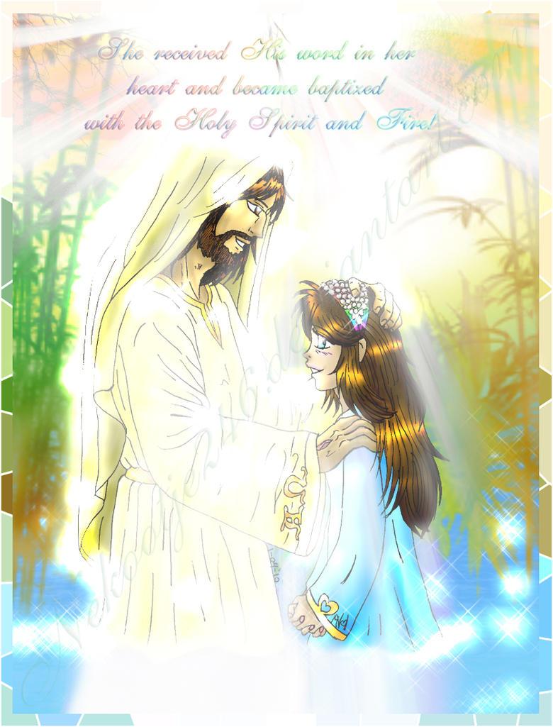 ..:I baptize you with... ::. by Nekootje246