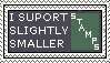 I almost support stamps by metalgearhead123