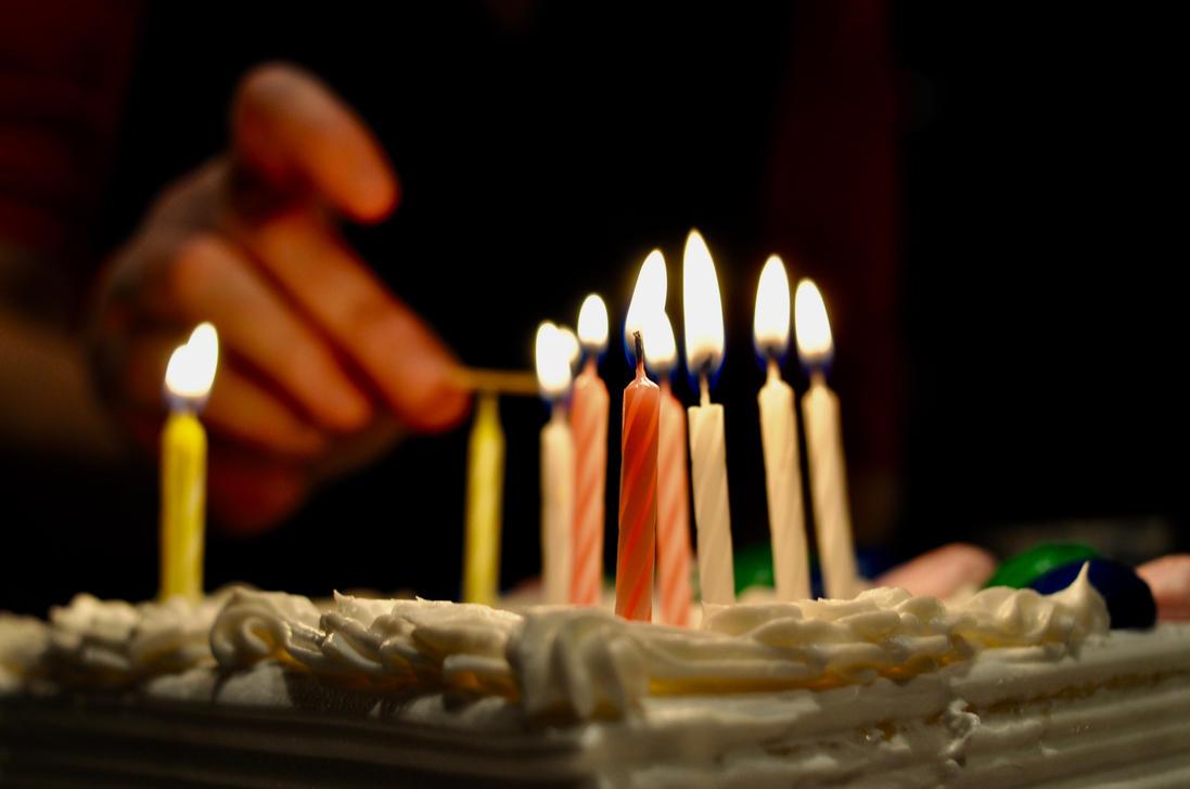 Happy Birthday by cellofilmwriting
