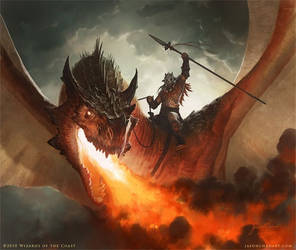 Dragonrider/dragon character creation guide