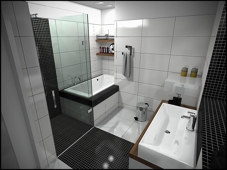 small bathroom .....
