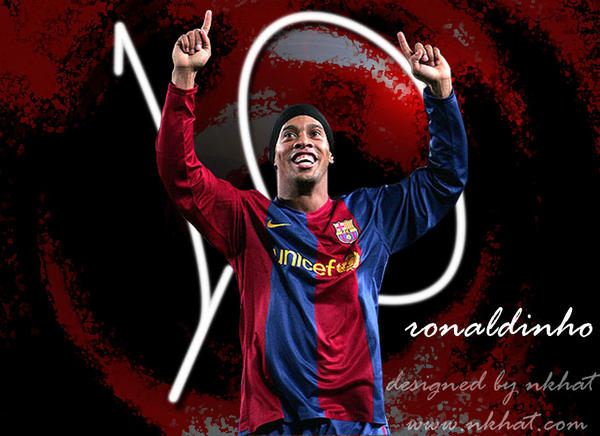 Ronaldinho Wallpaper By Nkhat1