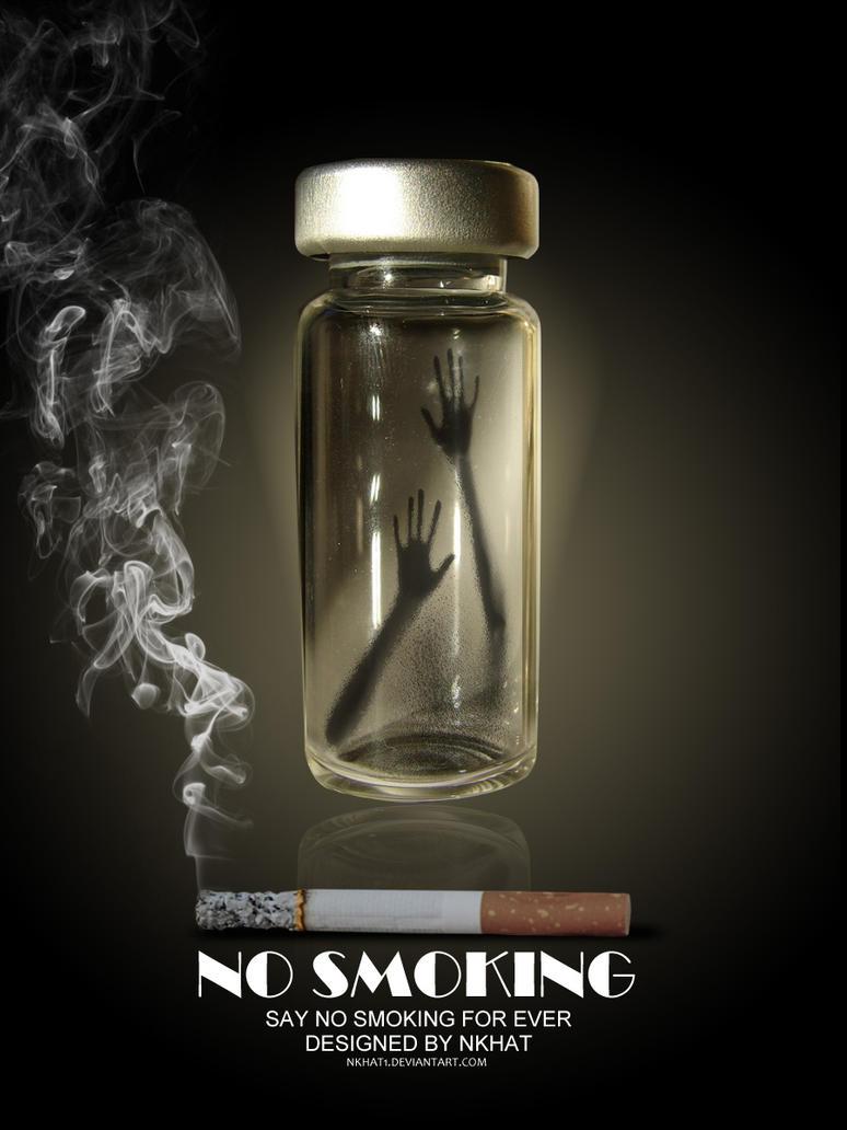 NO SMOKING By Nkhat1