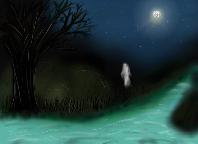 Ghost of the Glowing Lagoon by britbrit3838 on DeviantArt