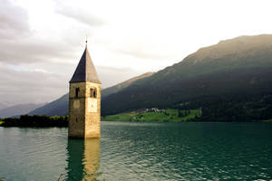 Lago di Resia 3 by Wendybell80
