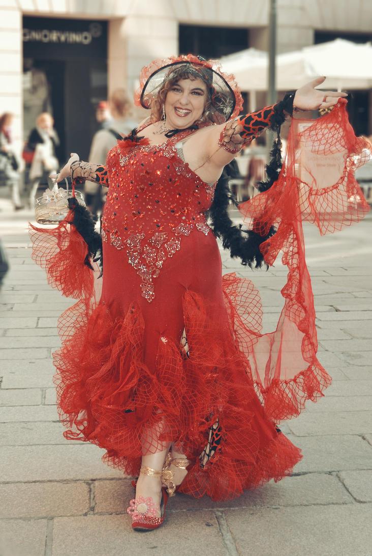 La stella di Broadway II by Wendybell80