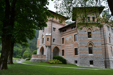 Ceconi Castle 5 by Wendybell80